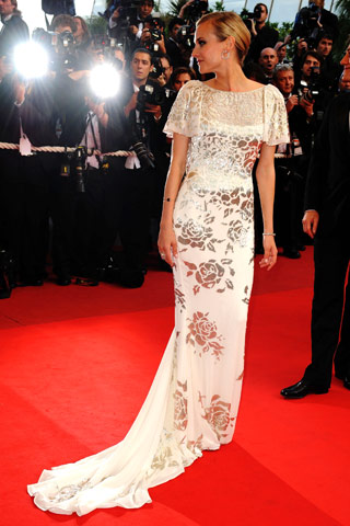 Diane Kruger in Marchesa